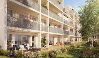 Vaulx-en-Velin : programme immobilier neuf « Sat'In » en Loi Pinel