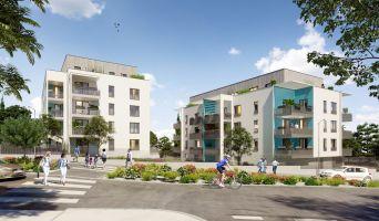 Photo du Résidence « Alfa » programme immobilier neuf en Loi Pinel à Vénissieux