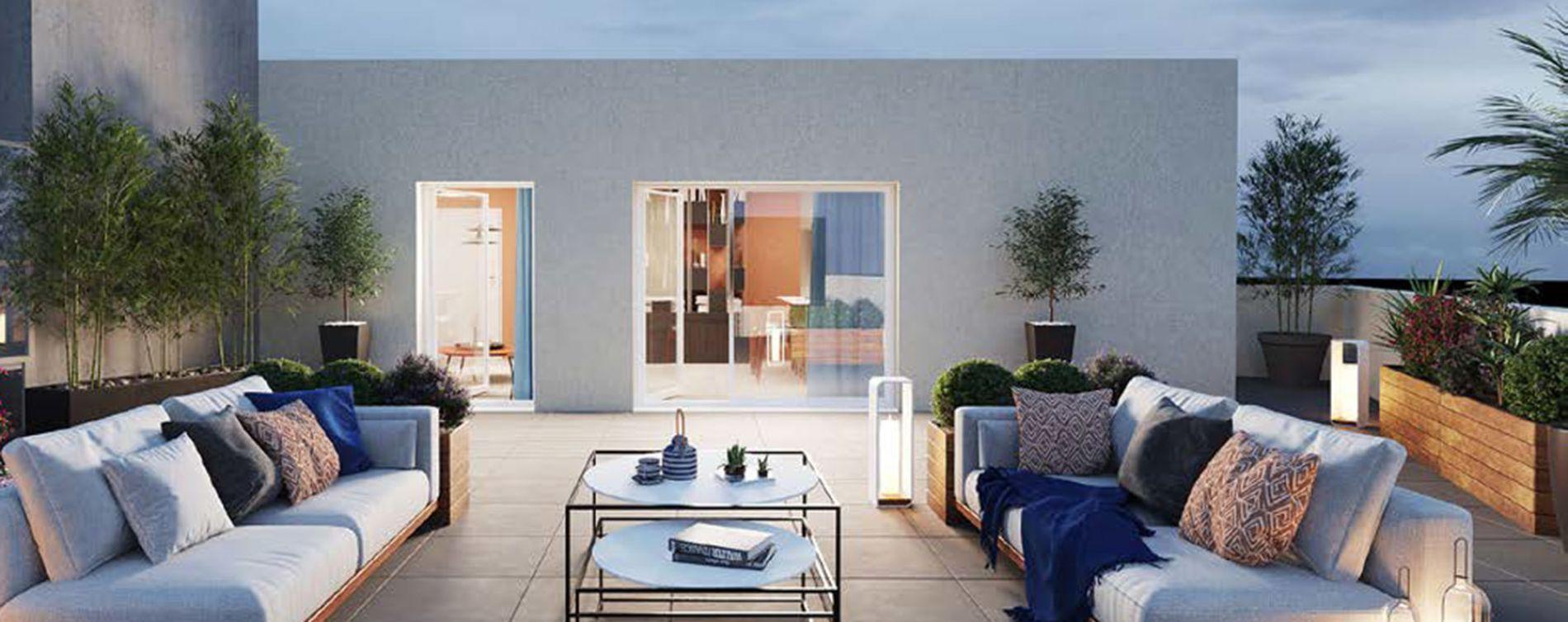 Vénissieux : programme immobilier neuve « Programme immobilier n°218321 » en Loi Pinel (5)