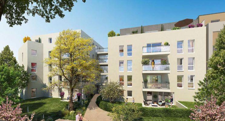 Vénissieux : programme immobilier neuf «  n°218321 » en Loi Pinel