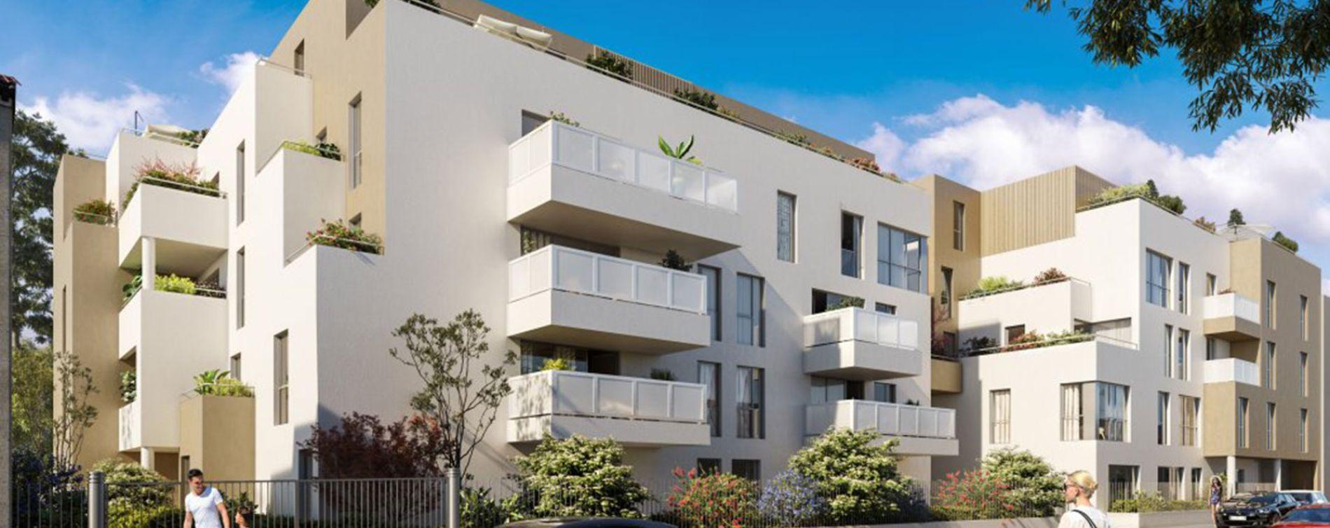 Vénissieux : programme immobilier neuve « Eklose » (3)
