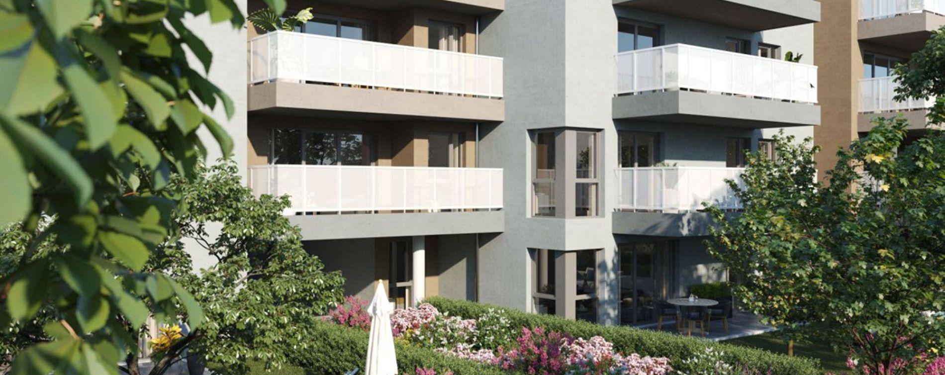 Vénissieux : programme immobilier neuve « Eklose » (5)