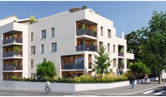 Vénissieux programme immobilier neuf « En Aparté » en Loi Pinel