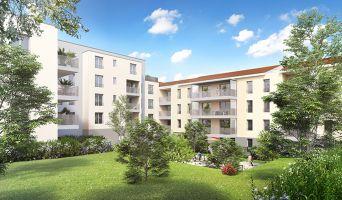Vénissieux : programme immobilier neuf « Horizon » en Loi Pinel