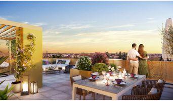 Vénissieux : programme immobilier neuf « Irisea » en Loi Pinel