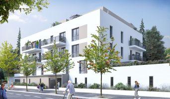 Résidence « La Villa Des Tilleuls » programme immobilier neuf en Loi Pinel à Vénissieux