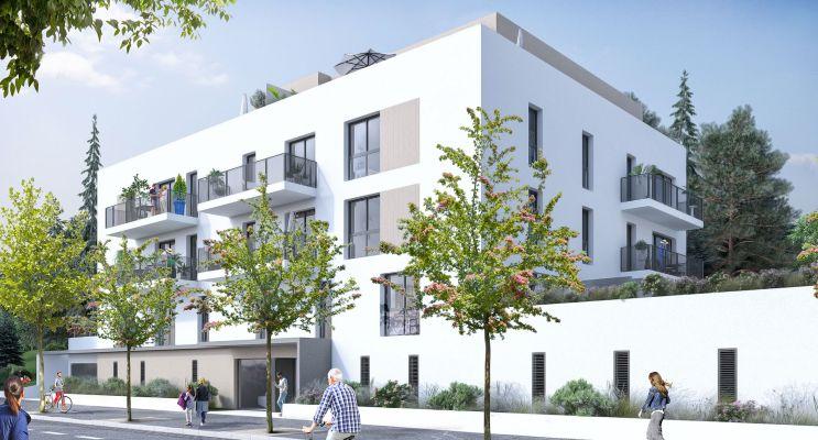 Photo du Résidence « La Villa Des Tilleuls » programme immobilier neuf en Loi Pinel à Vénissieux