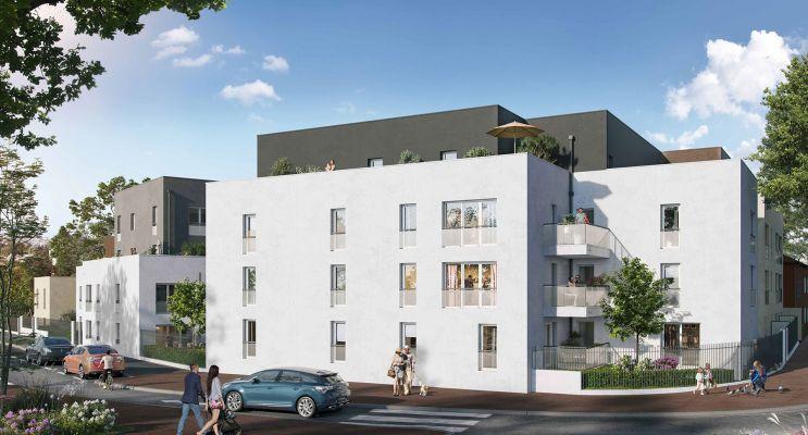 Photo du Résidence « Le 46 » programme immobilier neuf en Loi Pinel à Vénissieux