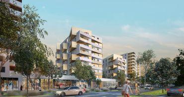Vénissieux programme immobilier neuf « Le Quartz »