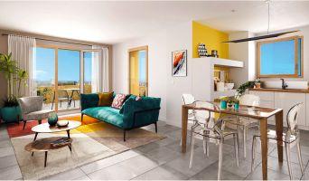 Photo n°2 du Résidence « Le Quartz » programme immobilier neuf en Loi Pinel à Vénissieux