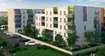 Vénissieux programme immobilier neuf « Les Jardins de Lana »