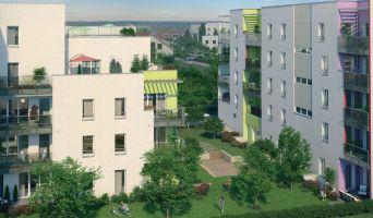 Photo n°2 du Résidence « Les Jardins De Lana » programme immobilier neuf en Loi Pinel à Vénissieux