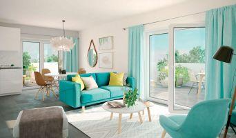 Photo n°3 du Résidence « Les Jardins De Lana » programme immobilier neuf en Loi Pinel à Vénissieux