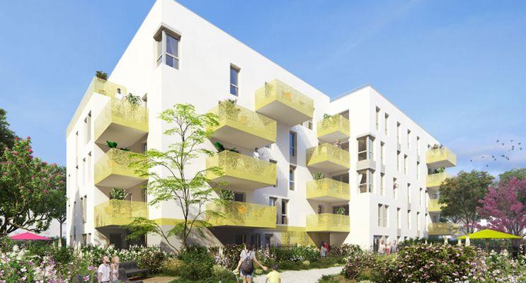 Photo n°1 du Résidence « Link It » programme immobilier neuf en Loi Pinel à Vénissieux
