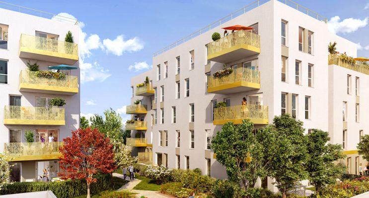 Photo n°2 du Résidence « Link It » programme immobilier neuf en Loi Pinel à Vénissieux