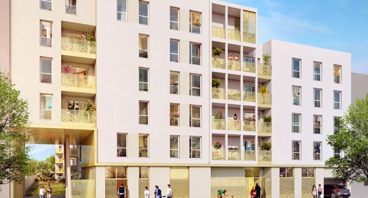 Photo n°3 du Résidence « Link It » programme immobilier neuf en Loi Pinel à Vénissieux