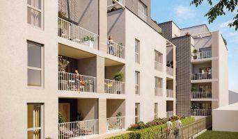 Vénissieux programme immobilier neuve « Qonnexion »  (2)