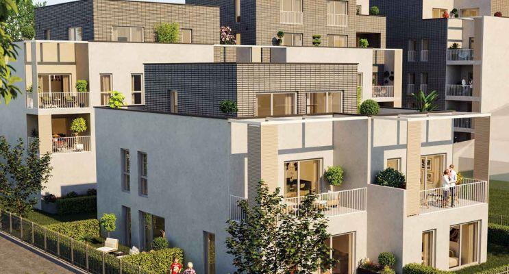 Photo du Résidence « Qonnexion » programme immobilier neuf en Loi Pinel à Vénissieux
