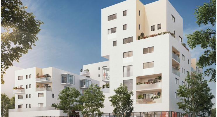 Photo du Résidence « Symbioz » programme immobilier neuf en Loi Pinel à Vénissieux