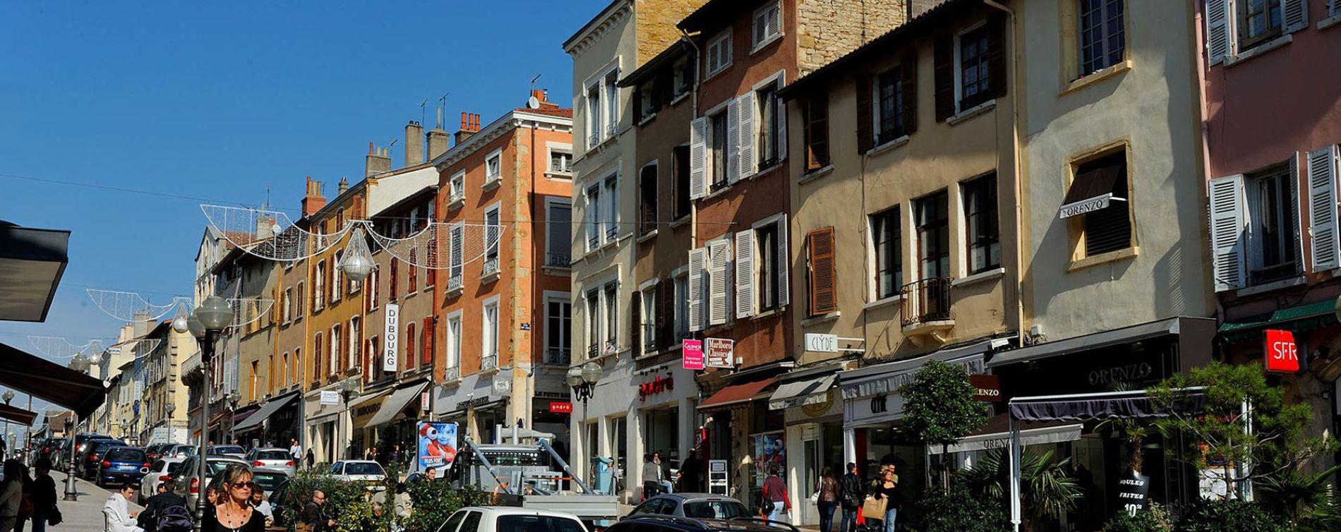 Villefranche-sur-Saône : programme immobilier neuve « Coeur Impérial »