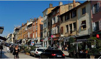 Villefranche-sur-Saône : programme immobilier neuf « Coeur Impérial »
