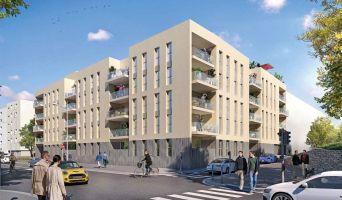 Photo du Résidence « Jardin Ampère » programme immobilier neuf en Loi Pinel à Villefranche-sur-Saône