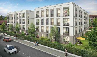 Photo du Résidence « La Fabrik » programme immobilier neuf en Loi Pinel à Villefranche-sur-Saône
