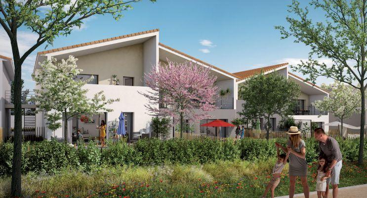 Photo du Résidence «  n°216553 » programme immobilier neuf en Loi Pinel à Villefranche-sur-Saône