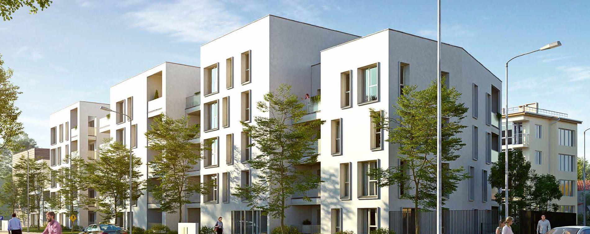 Villefranche-sur-Saône : programme immobilier neuve « Les Jardins d'Adam » (2)