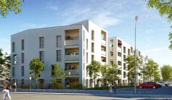 Photo du Résidence « Les Jardins d'Adam » programme immobilier neuf à Villefranche-sur-Saône