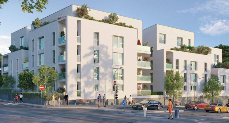 Villefranche-sur-Saône : programme immobilier neuf « Villa Sienna » en Loi Pinel