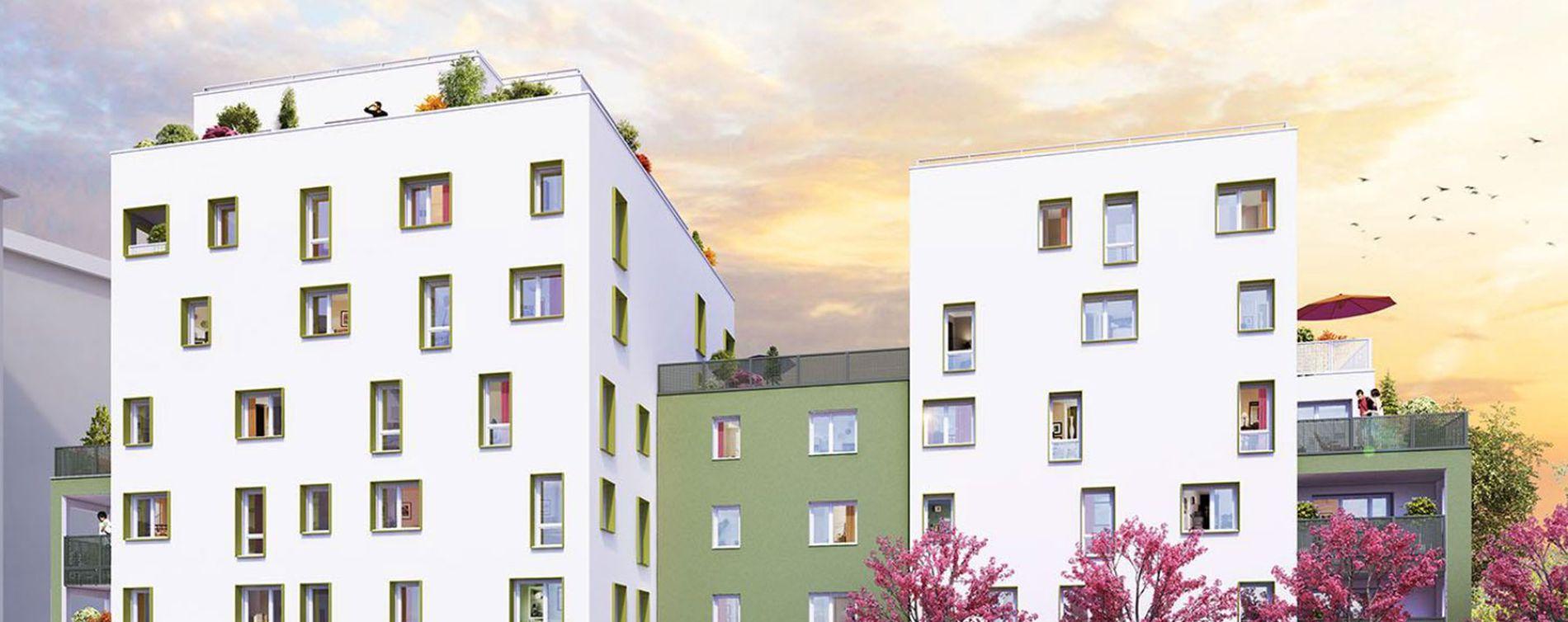 Résidence Atyka à Villeurbanne