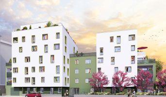 Photo du Résidence « Atyka » programme immobilier neuf en Loi Pinel à Villeurbanne