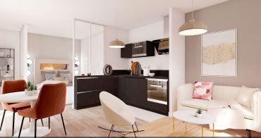 Villeurbanne : programme immobilier à rénover « Blum Médipôle » en Loi Pinel ancien