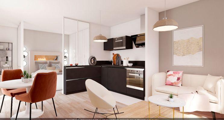 Photo du Résidence « Blum Médipôle » programme immobilier à rénover en Loi Pinel ancien à Villeurbanne