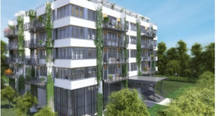 Photo du Résidence « Collection » programme immobilier neuf à Villeurbanne