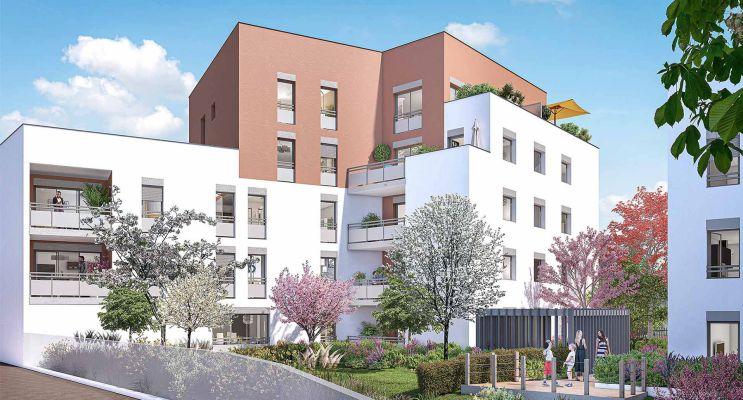 Photo du Résidence « Déclic » programme immobilier neuf en Loi Pinel à Villeurbanne
