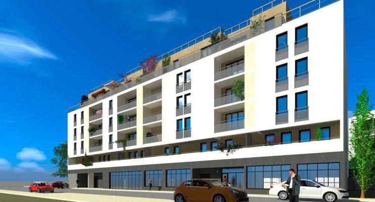 Photo du Résidence « Ethésia » programme immobilier neuf en Loi Pinel à Villeurbanne