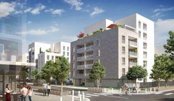 Villeurbanne programme immobilier neuve « Etincelle »  (2)