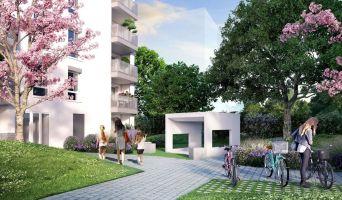 Villeurbanne programme immobilier neuve « Etincelle »  (3)