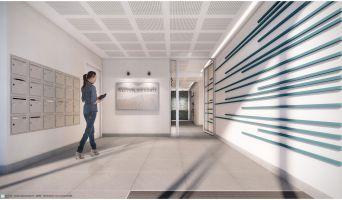 Villeurbanne programme immobilier neuve « Etincelle »  (4)