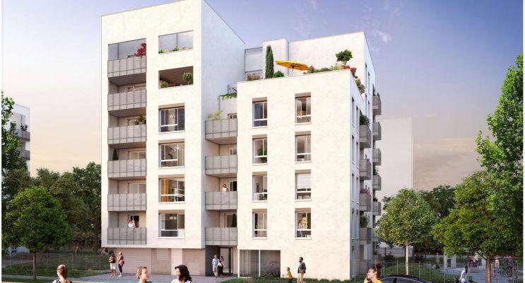 Photo du Résidence « Etincelle » programme immobilier neuf en Loi Pinel à Villeurbanne