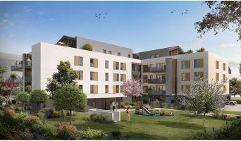 Photo du Résidence « Génération Gratte Ciel » programme immobilier neuf en Loi Pinel à Villeurbanne