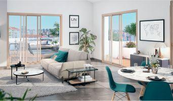 Résidence « Génération Gratte Ciel » programme immobilier neuf en Loi Pinel à Villeurbanne n°2