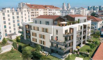 Résidence « Génération Gratte Ciel » programme immobilier neuf en Loi Pinel à Villeurbanne n°3