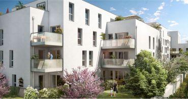 Villeurbanne : programme immobilier neuf « Idylle en Ville » en Loi Pinel