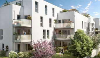 Photo du Résidence « Idylle en Ville » programme immobilier neuf en Loi Pinel à Villeurbanne