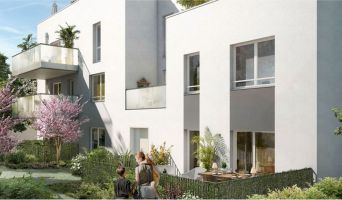 Résidence « Idylle En Ville » programme immobilier neuf en Loi Pinel à Villeurbanne n°2