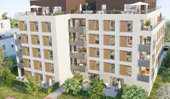 Photo du Résidence « K-ract'R » programme immobilier neuf à Villeurbanne
