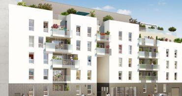 Villeurbanne : programme immobilier neuf « Programme immobilier n°214465 » en Loi Pinel